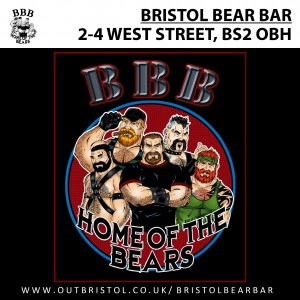 BRISTOL BEAR BAR ICON