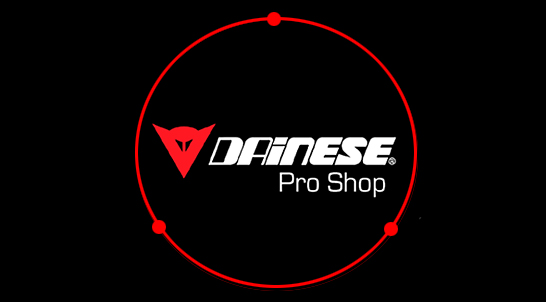 dainese Pro Shop Website